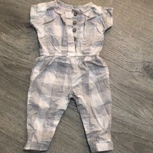 Perfect Baby Romper for Fall